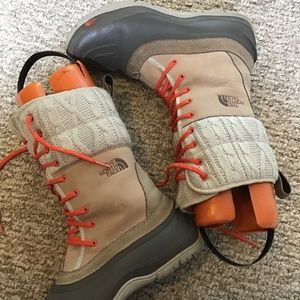 The North Face Shellista II Mid Winter Boot Sz 10